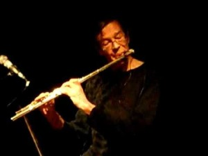 Geoff Leigh : Flutist from Steven Wilson, as guest on our new album