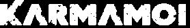 Karmamoi - Logo Nuovo 2019 Bianco